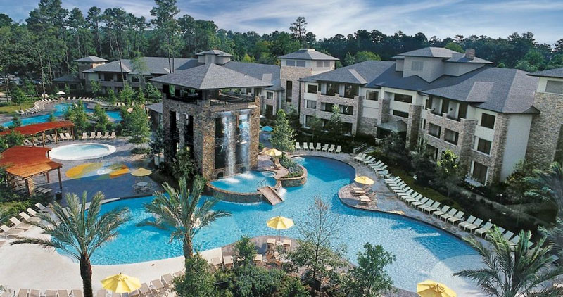 The Woodlands Resort, Houston, Texas